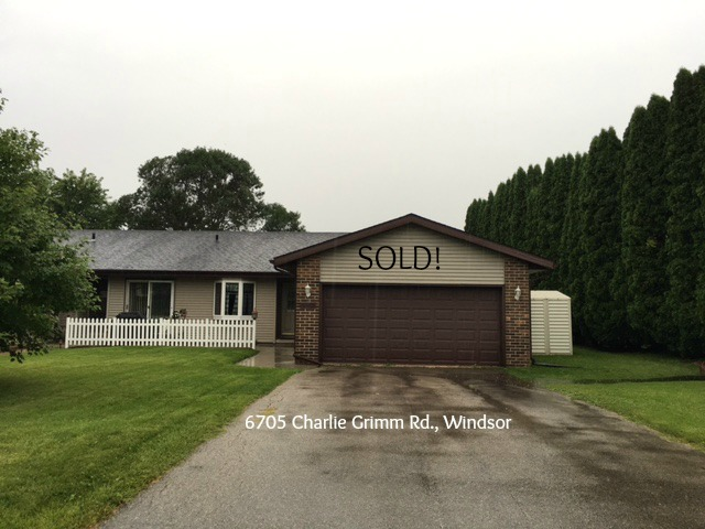 New homes for sale, Windsor WI