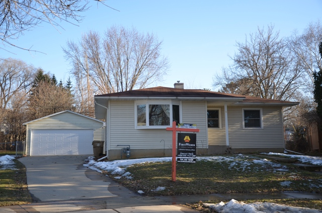 New homes for sale, Madison WI
