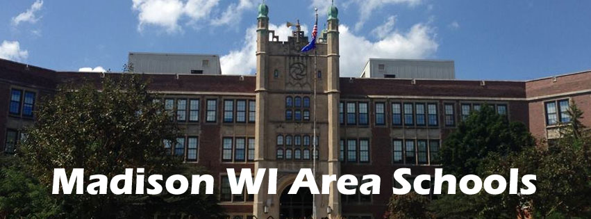 Madison WI is home to top schools