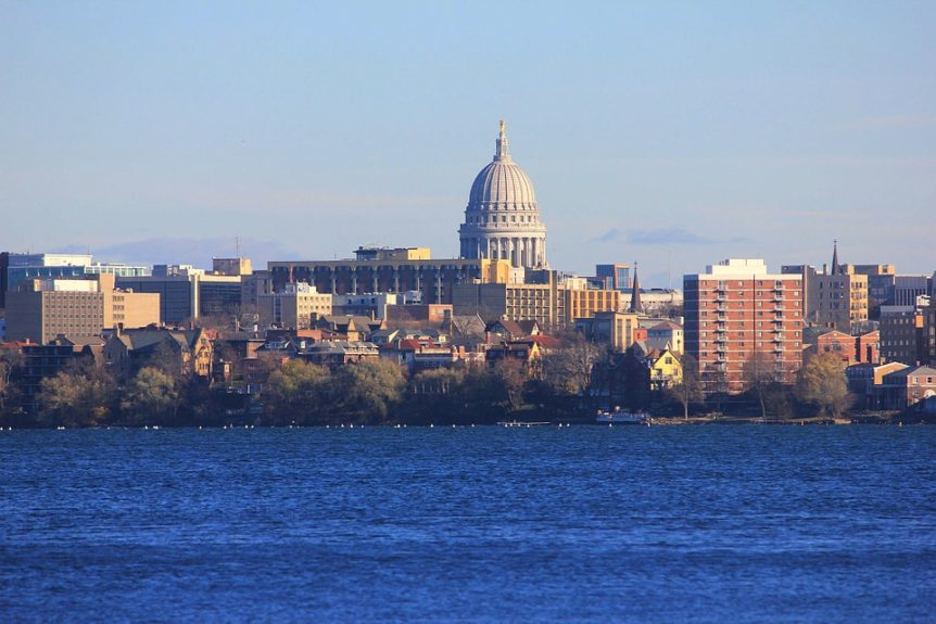 Madison WI voted consistently as BEST city to live in in the U.S. America
