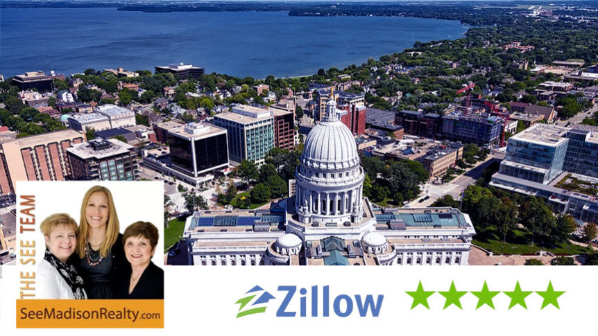 Customer reviews, top realtors Madison, Middleton Wisconsin